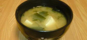 Zuppa macrobiotica a base di miso e miglio: la ricetta