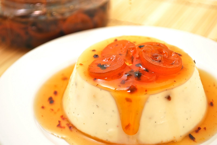 kumquat dessert