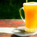 Le proprietà benefiche della birra Proprietà degli alimenti