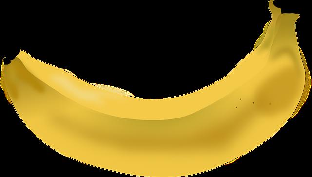 Banana: valori nutrizionali e proprietà benefiche Dieta
