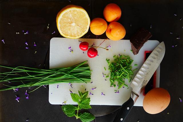 I cibi alcalini e i cibi acidi Dieta