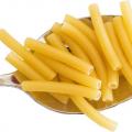 La pasta fa ingrassare? Non è proprio così... Dieta