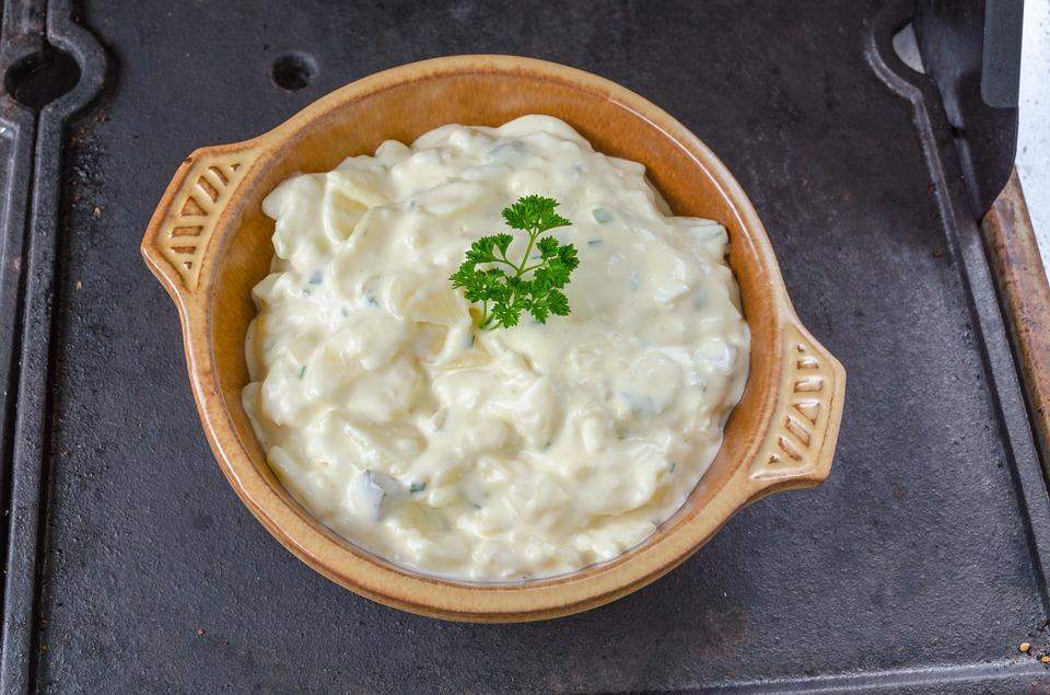 Come preparare la maionese vegana Ricette dietetiche