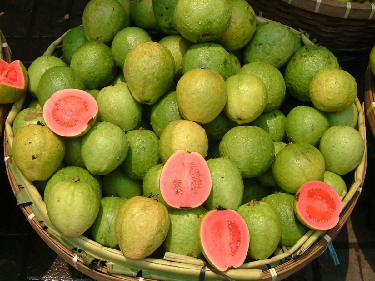 Guava (guaiave): quanti benefici per la salute! Proprietà degli alimenti