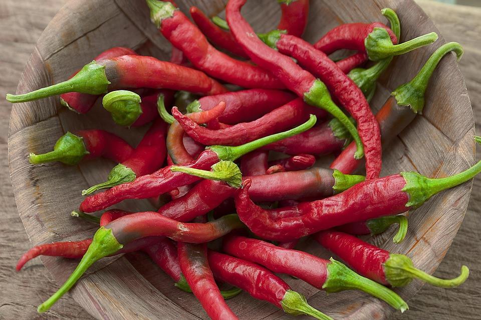 I peperoncini possono prevenire infarti e ictus? Benessere