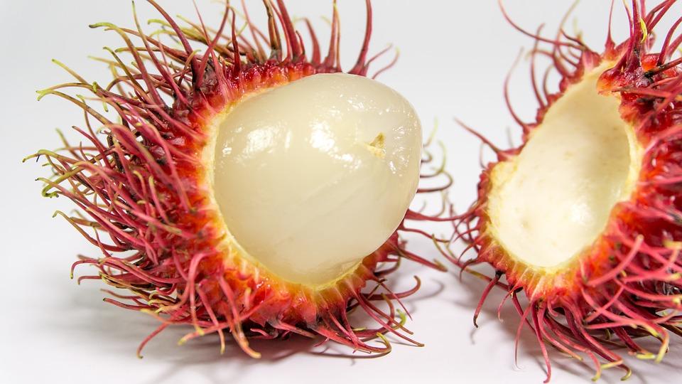 I benefici per la salute del Rambutan Proprietà degli alimenti