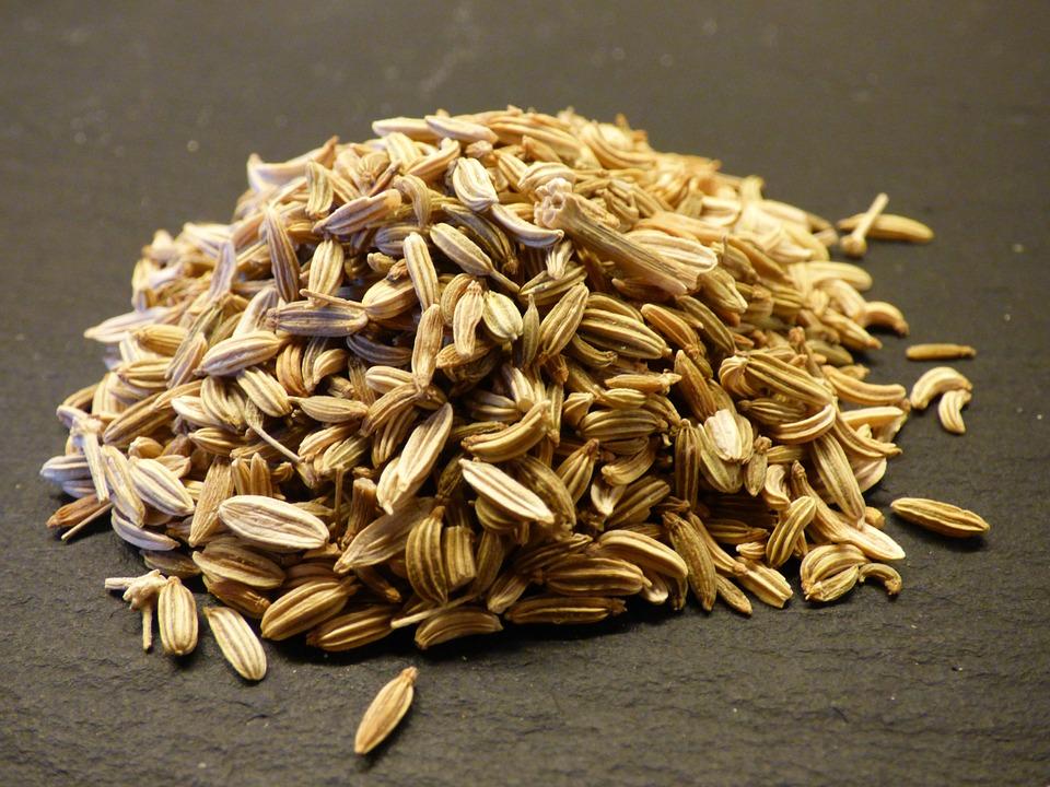I benefici per la salute dei semi di finocchio Proprietà degli alimenti